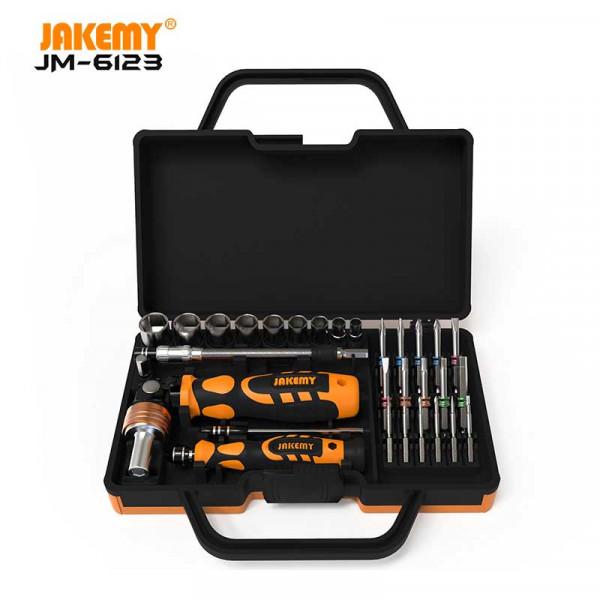 31 in 1 Professional maintenance tool set JM-6123