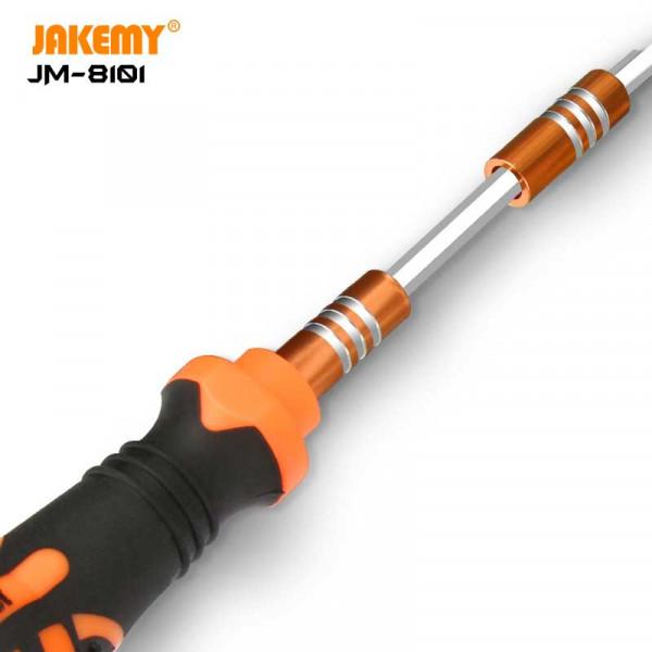 33 in 1 Precision screwdriver tool kit various bits JM-8101