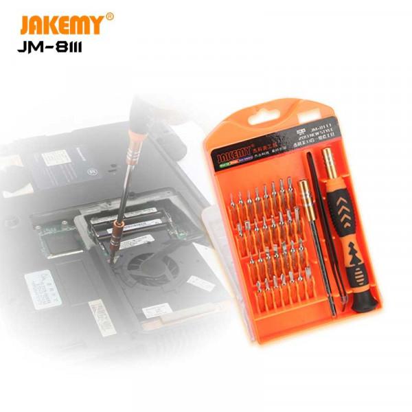 33 in 1 Multifunctional DIY repairing tool set JM-8111