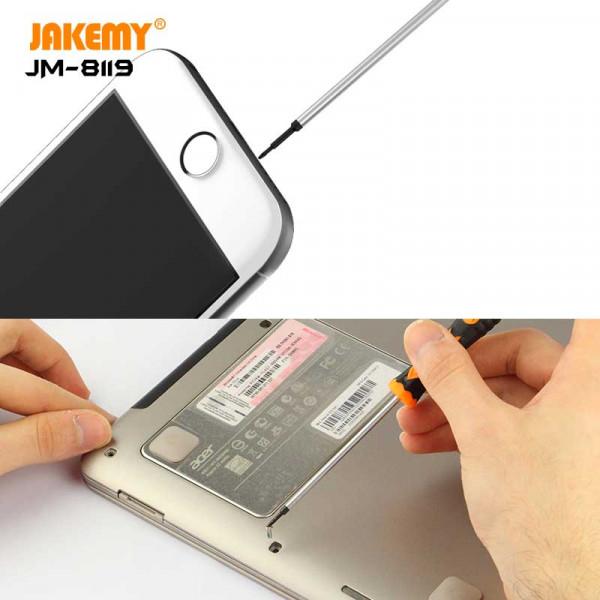 Electronic maintenance single screwdriver JM-8119