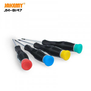 12 in 1 Anti-slip precision screwdriver JM-8147