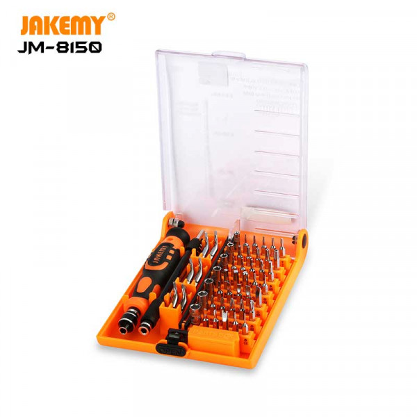 54 in 1 Electronic model tool kit JM-8150