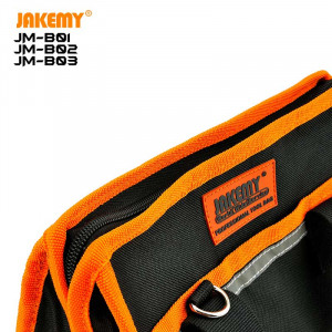Waterproof oxford tool bag with large capacity JM-B01/B02/B03