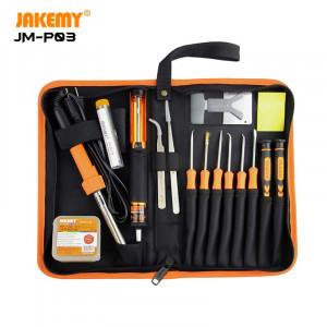 23 in 1 primary DIY welding tool set JM-P03