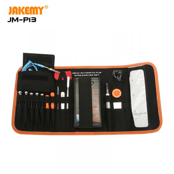 54 in 1 Professional repair tool kit JM-P13